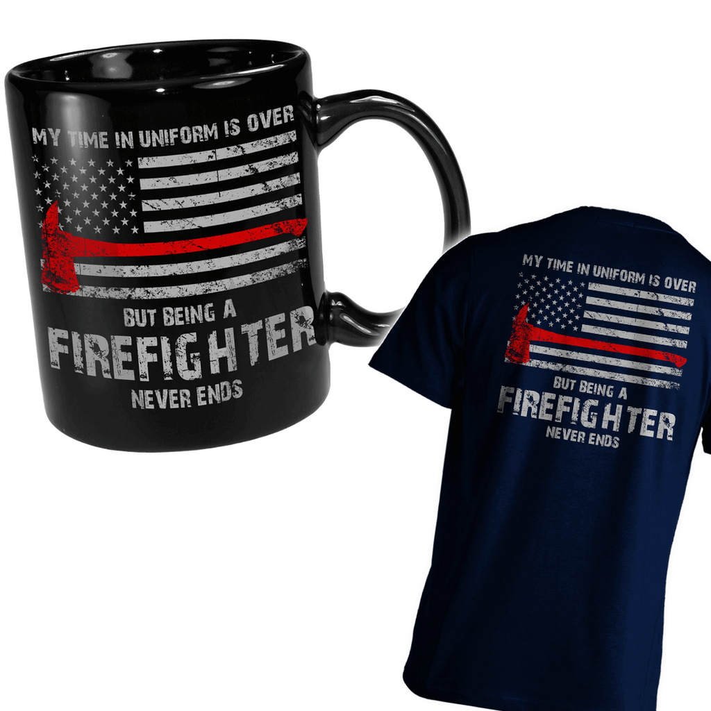 Retired Firefighter Bundle (BIG SAVINGS)