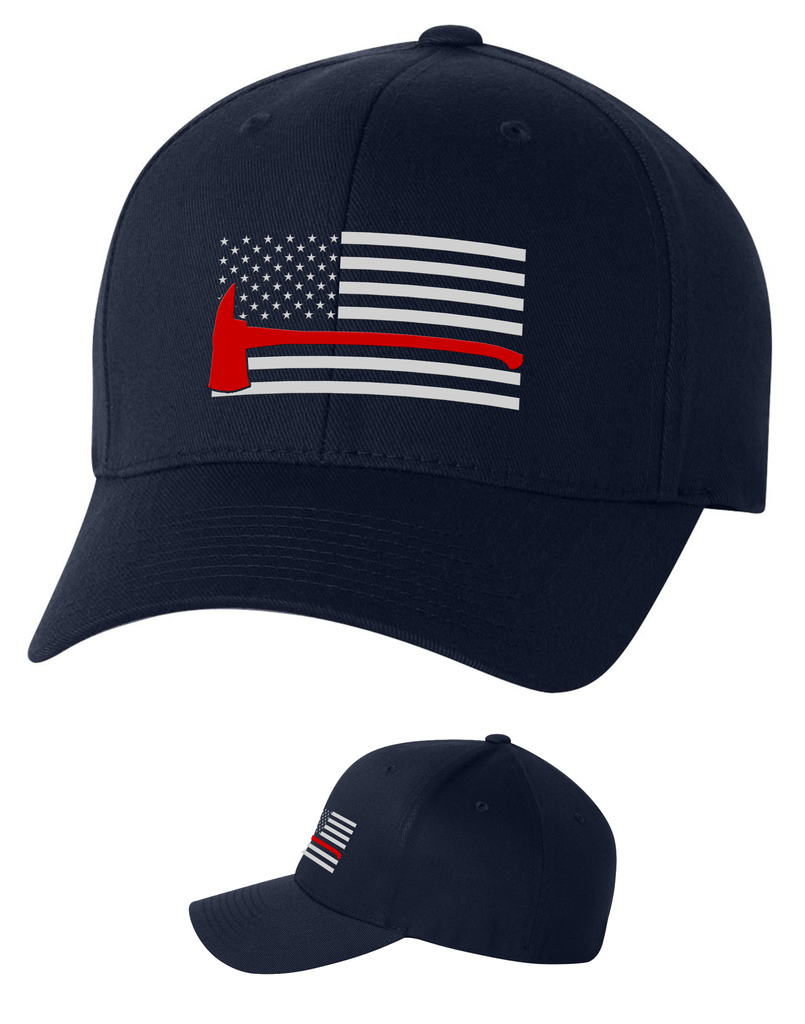 American Firefighter Flexfit Hat