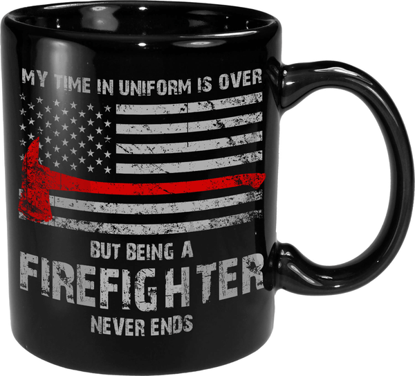 Retired Firefighter - Mug