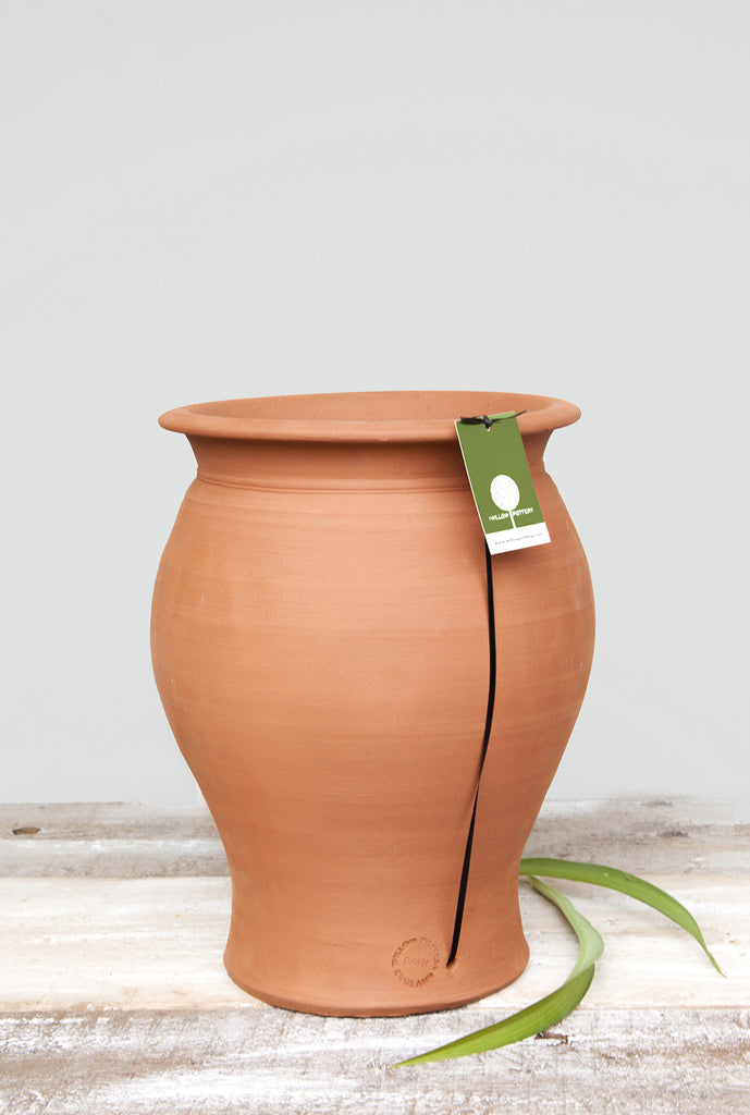Plain Terracotta Jar