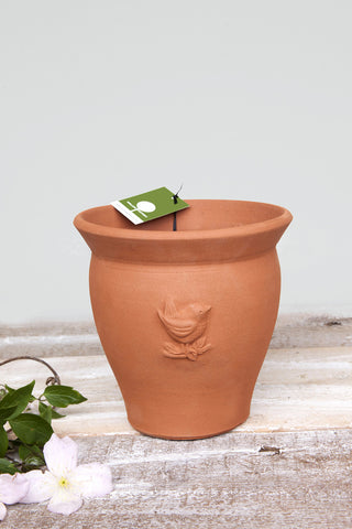 Small Decorated Pot