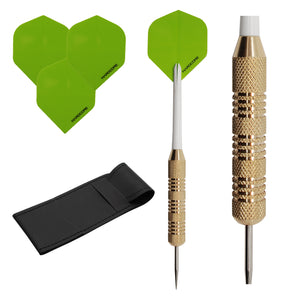 28g Brass Darts Set