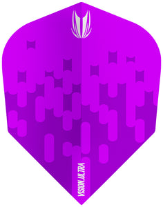 Target Arcade Vision Ultra Purple No6 Flights