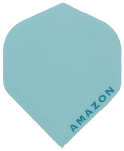 Amazon Pale Blue Standard Shape Flights