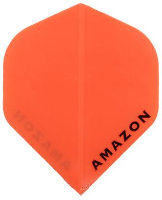 Amazon Orange Standard Shape Flights