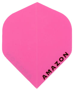 Amazon Pink Standard Shape Flights