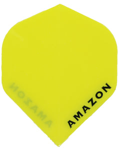 Amazon Yellow Standard Shape Flights