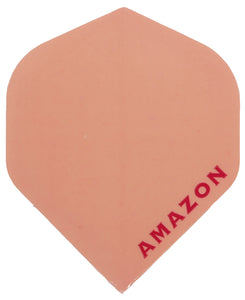 Amazon Pale Pink Standard Shape Flights