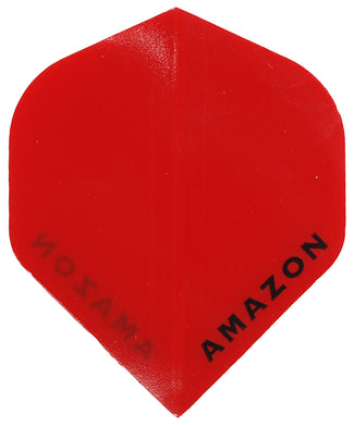 Amazon Red Standard Shape Flights