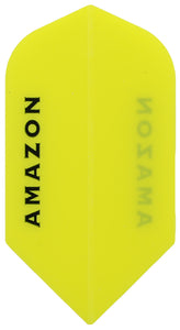 Amazon Yellow Slim Shape Flights