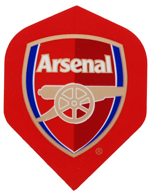 Arsenal FC Football Dart Flights