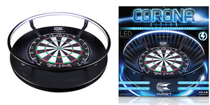Target Corona Vision LED Dartboard Light System - No Shadows