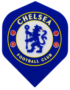 Chelsea FC Football Dart Flights