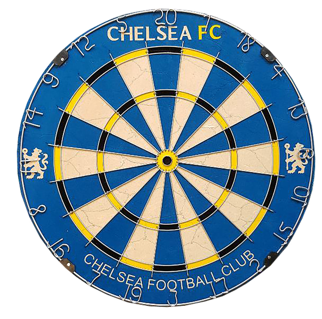 Official Chelsea FC Dartboard - Professional Size