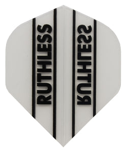 Clear Ruthless Dart Flights