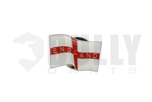 England Flag Dart Badge