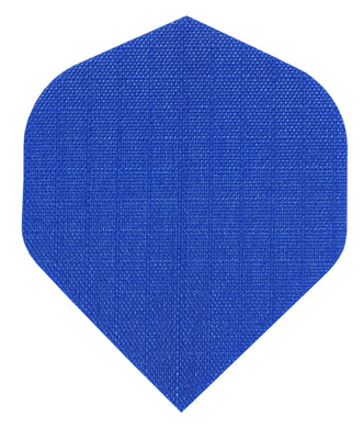 Blue Fabric Standard Dart Flights