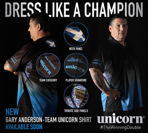 Gary Anderson World Champion Dart Shirt