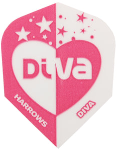 Harrows Diva Love Heart