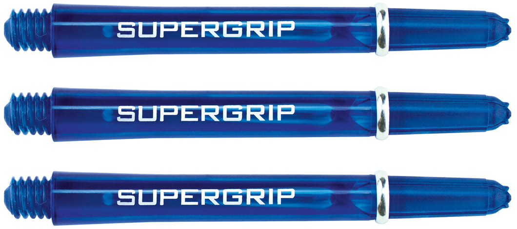 Harrows Supergrip Dart Shafts - Blue