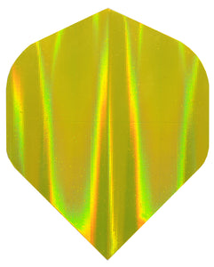 Plain Yellow Holographic Flight
