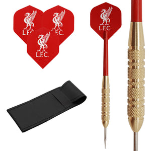 23g Red Liverpool Brass Darts