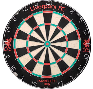 Official Liverpool FC Football Club Dartboard - LFC Dartboard