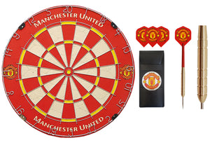 Official Manchester United FC Dartboard - Professional Size