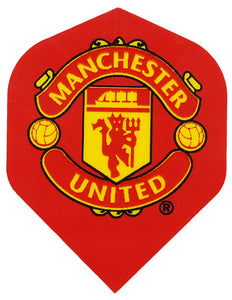 Manchester United Football Dart Flights