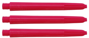 Neon Pink Nylon Dart Shafts