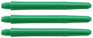 Plain Nylon Green Dart Shafts