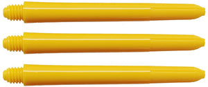 Plain Nylon Yellow Dart Shafts