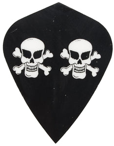 Skull & Crossbone Kite flights