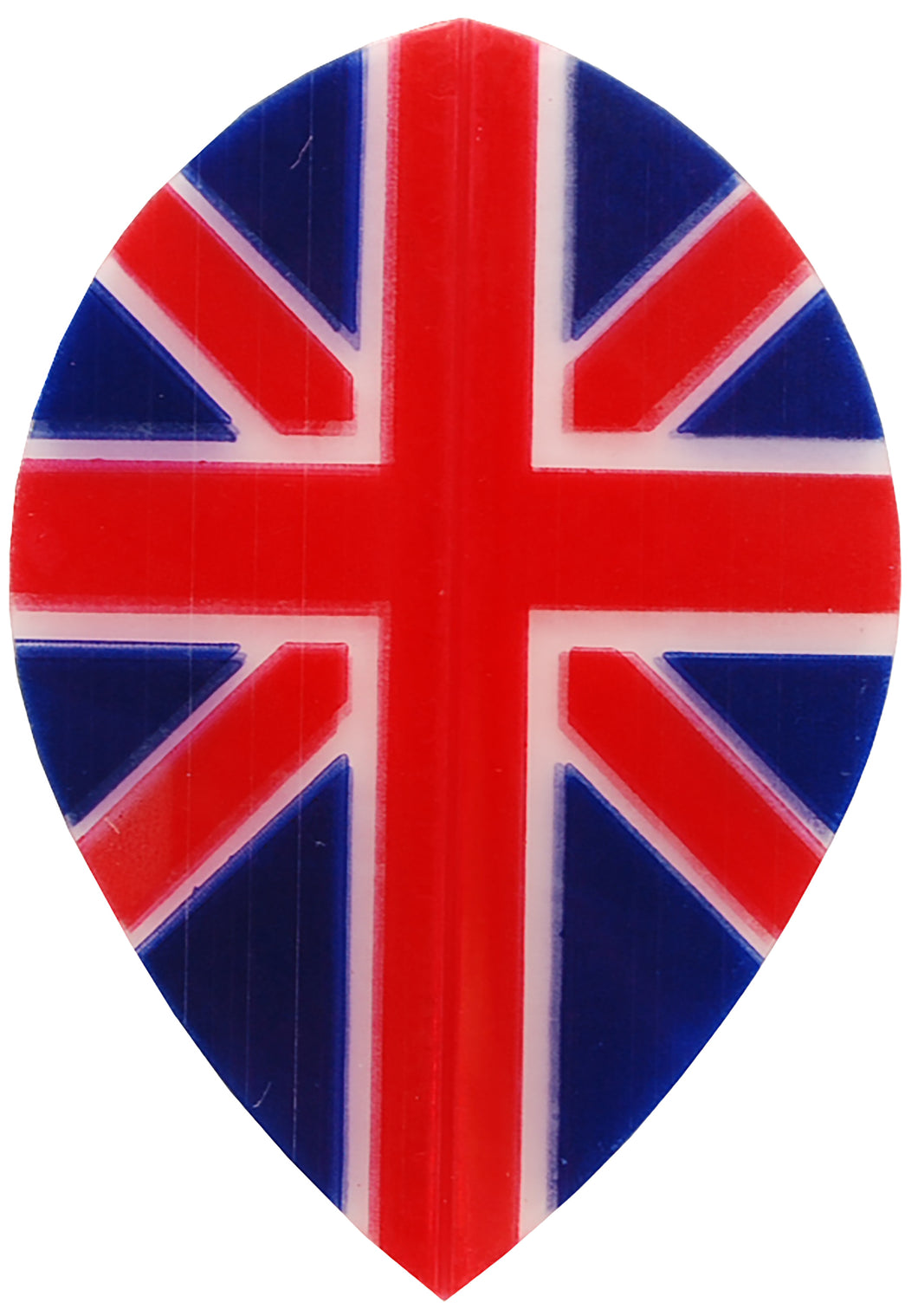 Union Jack Transparent Pear