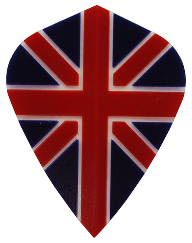 Union Jack Clear Kite