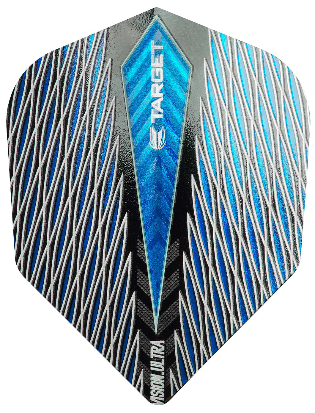 Target Quartz Vision Ultra Blue No6 Dart Flights