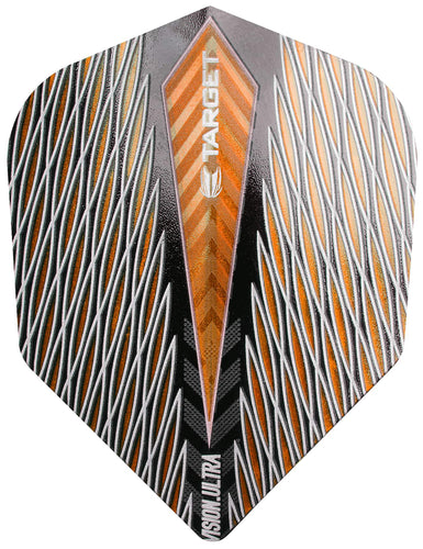 Target Quartz Vision Ultra Orange No6 Dart Flights