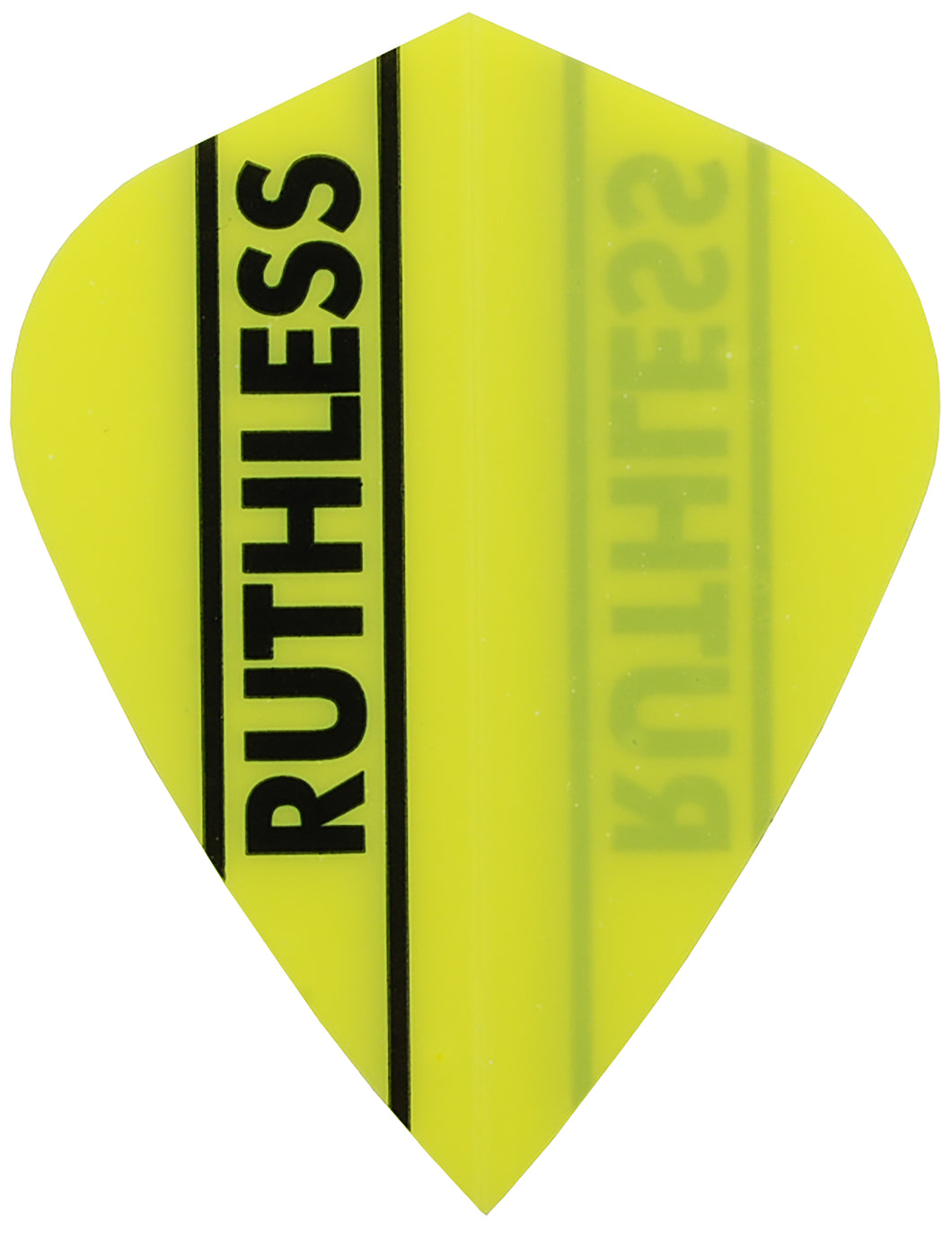 Yellow Ruthless Kite Dart Flights