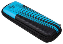 Harrows Blaze Fire Dart Wallet - Strong and Durable - Holds Fully Assembled Darts - Aqua