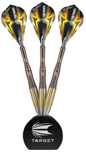Target Darts Display Stand - Holds 3 Darts - Angled Design - Acrylic Dart Stand