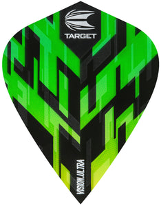 Target Sierra Vision Ultra Green Kite Flights