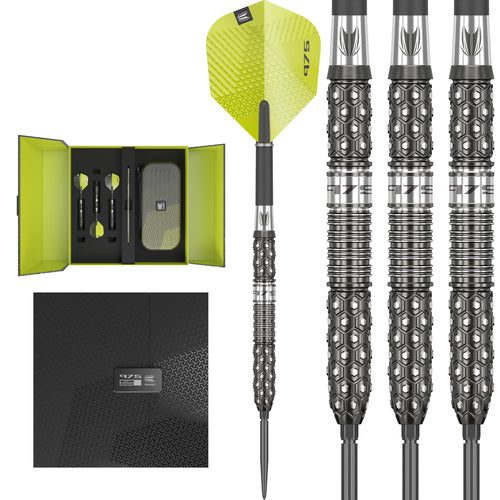 Target 975 - 01 - 97.5% Tungsten Darts - Swiss Point - SP - 24g 26g
