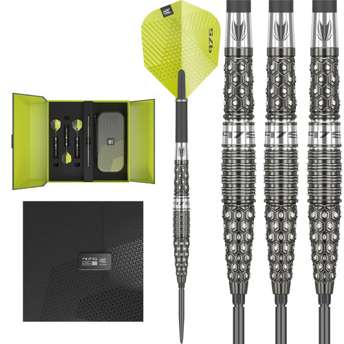 Target 975 - 03 - 97.5% Tungsten Darts - Swiss Point - SP - 21g 23g