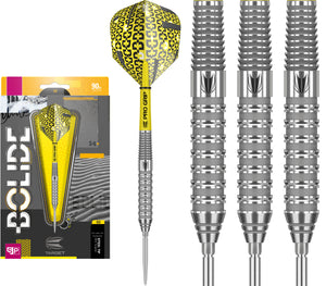 Target Bolide 02 SP - Swiss Points - 90% Tungsten Darts - 21g 23g 25g