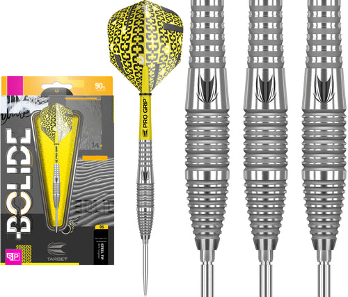 Target Bolide 05 SP - Swiss Points - 90% Tungsten Darts - 22g 24g