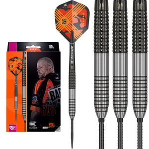 Target Raymond Van Barneveld - RVB - G3 - 95% Tungsten Darts - Swiss Point - SP - 21g 23g 25g