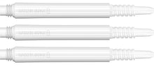 Target 8 Flights - White - Fixed Shafts