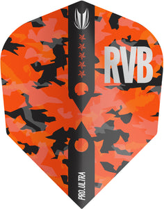 Target RVB Barney Army Camo Pro.Ultra Ten-X Shape Flights
