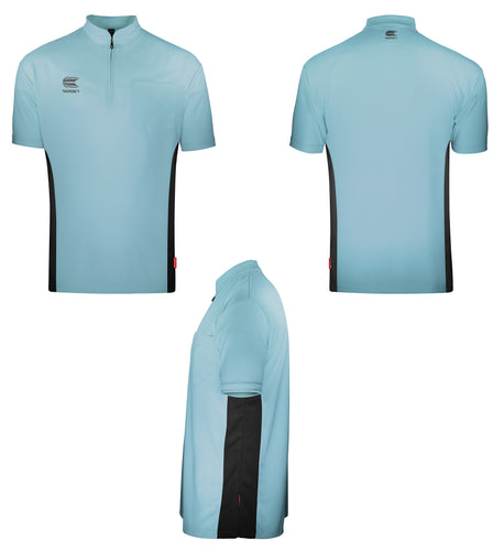 Target CoolPlay - Collarless - Light Blue - Dart Shirt