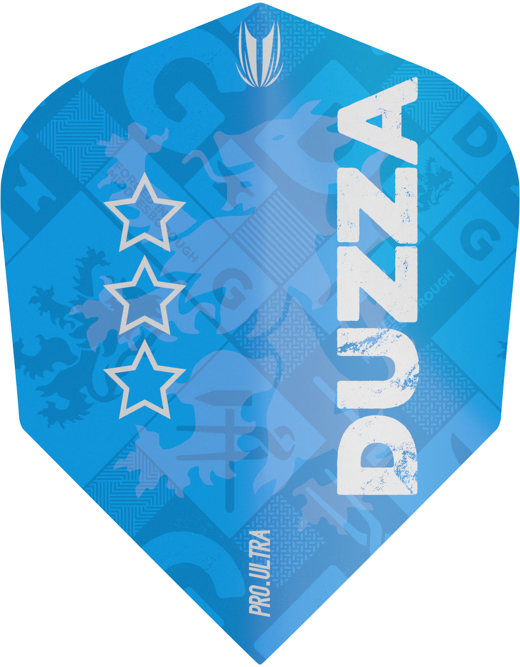 Target Glen Durrant - Duzza - Pro.Ultra - No6 Dart Flights - Standard